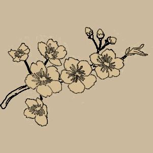 Floral Oriental