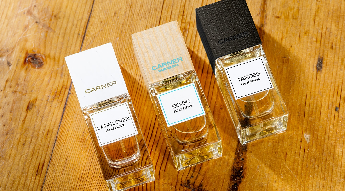 Parfumhuizen: The story of Carner Barcelona